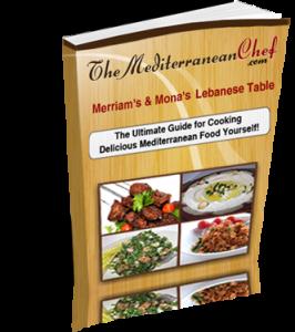 Merriam's & Mona's Lebanese Table