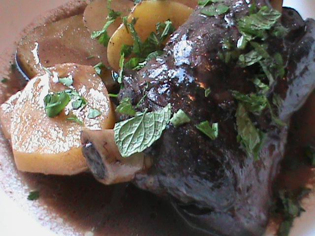 Lamb Shank Dinner Recipe!